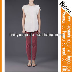 2014 women in jeans photos,new autumn latest skinny denim women colored fantasy jeans (HYW1224)