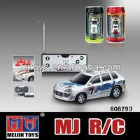 2050 Hot! mini toy !4CH RC CAR 1:63 with Car Charger