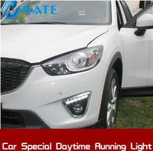 Led Daytime Running Lights For Mazda CX-5 Osram Led DRL Led Fog Light