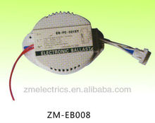 2013 newest 1*32w electronic ballast price ZM-EB008