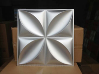Durable polymer composite design pvc wall panel from china manufacturer