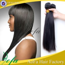 Natural color can be dye and iron 5a grade wholesale virgin mongolian hair