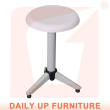Physcis Laboratory Chair Student Lab Stool with Height Adjustable Round Lab Chair Movable Seating