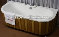 standing factory outlet shop inflatable pedicure tub