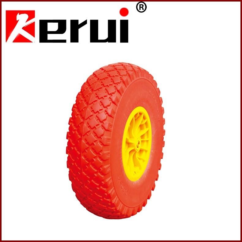how to change a tubeless wheelbarrow tire