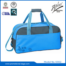 blue sky weekend travel luggage bag with shoes compartment 5002#