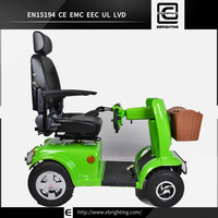 disabled person electric double seat BRI-S03 good 200cc moped scooter