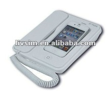 Radiation Protection Bluetooth Telephone for iphone4 / 4S