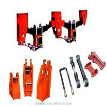 Semi Trailer truck parts /suspension system/Ari suspension with 10 leaf spring