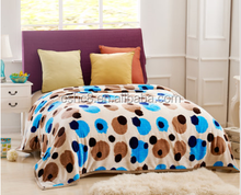 2015 New Style Printing blanket/throw/High Quality For adults 3 pcs set