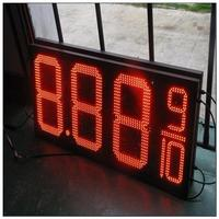 p5 indoor full color hd xxx video led fuel price display led oil display