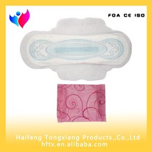 240mm/284mm/317mm best sanitary pad for women