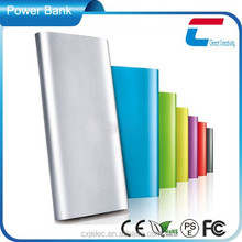 2015 CE Approved Portable Mobile Phone Charger, Lithium Polymer Battery Power Bank 5000mAh