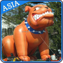 Giant Inflatable Bulldog Model For Event And Holiday Decoration