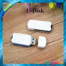 Free sample low price wholesale white color usb pen drive