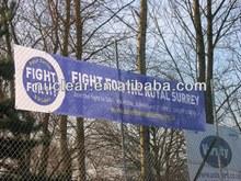 Solvent pvc flex vinyl mesh advertisement banner printing printed banner
