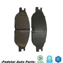 car spare part boat trailer kit used cars export disc brake pad D741