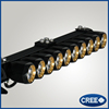 Spot beam newest design led 4x4 light bar for off road vehicle car roof rack