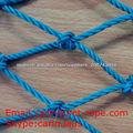 Diamond polietileno de alta densidad con nudos Red de Pesca de la jaula anti-oleaje en aguas profundas