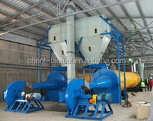 In China high efficiency long life biomass such as sawdust wood chip grass dreg ore fertilizer and etc dryer WSG series for sale
