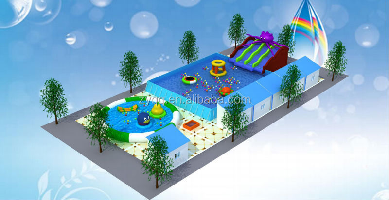 Business plan objectives water park