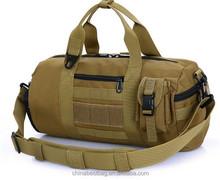 High Quality Canvas Duffel Bag Men Sport Bag