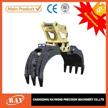 rotator hydraulic grapple for tractor