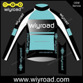 Bas MOQ pro cycling vêtements d'hiver / toison hiver vélo jersey / vêtements de cyclisme hiver vêtements de cyclisme pro team