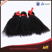 china hair factory wholesale cheap price best quality Grade5A #1b 100 virgin brazilian hair afro kinky curly hair weave