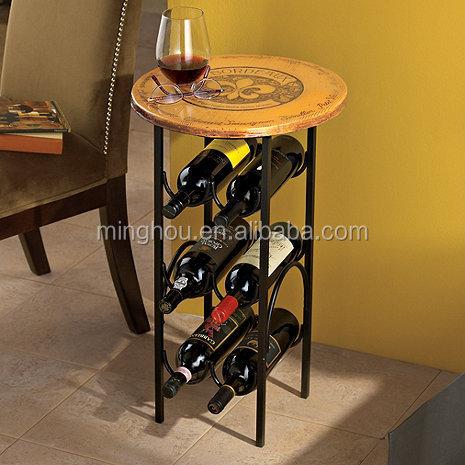 Salon de jardin tonneau de vin de table-Tables anciennes-ID ...