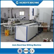 Hc-asm rollo de papel automático de la hoja de corte de la máquina