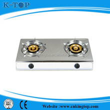 Newest model 3 burner biogas stove , top gas stove with super flame for sale