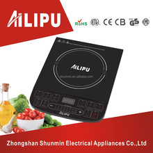 One burner electric hot plates/solar electric stove/single induction cookers with one year quality guarantee