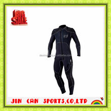 Classic style close-fitting neoprene custom surf wetsuit