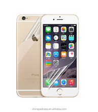 Wholesale Front Guard Cover Full Body Protective Transparent cleat crystal HD Screen Protector for iphone 6,