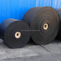 EP/Polyester canvas conveyor belt used in mining industrial
