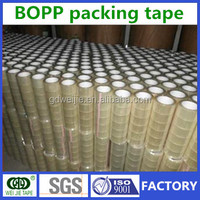 strong adhesive bopp packing and sealing tape manufacturer in China