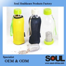 wholesale 450ml high quality portable Summer special glass