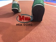 high quality rubber running track, rubber race track, floor cover running track
