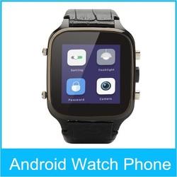 Ram 1G Rom 8G 3G smart watch phone GPS 300w camera dual core watch smartphone