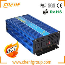Factory Wholesale 1000w/1kw 12volt pure sine wave inverter (with charger) for global