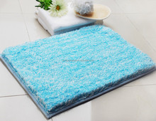 Competitive price Customized Microfiber long pile shaggy rugs