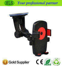 Factory Supply New ABS High Quality Phone Mount and Windshield Car Mobile Phone Holder