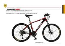 SOLOMO D660 Carbon Mountain Bicycles