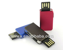 2014 USB New Products! Colour metal USB Flash Drive
