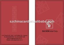 cr80 printed plastic pvc rfid business cards