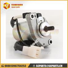 high performance 6S RATEDTIME 50cc starter motor