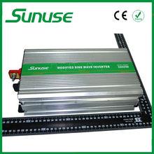 3000watt solar inverter 12v to 120 vac use for 2015 new home innovation with Mini size, Light