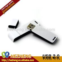 Al por mayor! Negocios blanco barato unidad flash usb pen drive 16gb