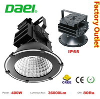 2015 new hot product 400w high power 36800Lm Commercial & Industrial Lighting LED High Bay Light